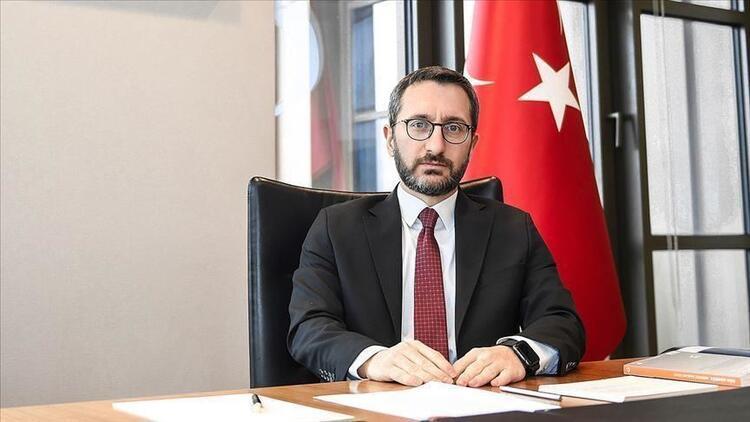 """İletişim Başkanı Altun'dan """"İngiltere'nin YPG/PKK'ya yönelik kararı""""na  ilişkin açıklama"""