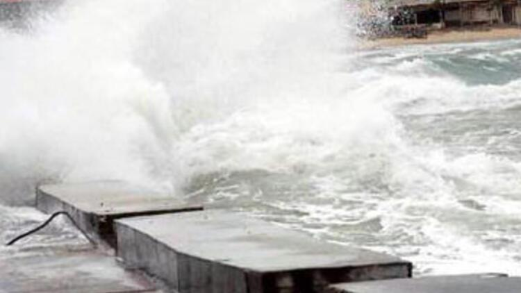 Son dakika... Meteoroloji'den Marmara ve Kuzey Ege için fırtına uyarısı
