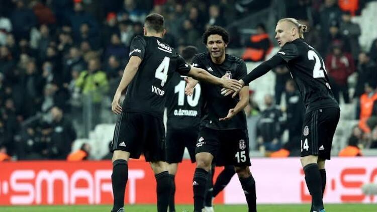Beşiktaş ilk devreye kötü başladı, iyi bitirdi