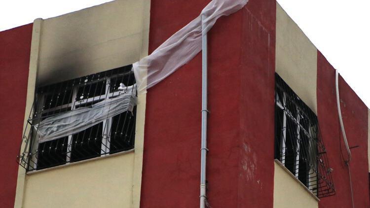 Adana'da yürek yakan olay! 5 aylık Fırat yangında öldü...