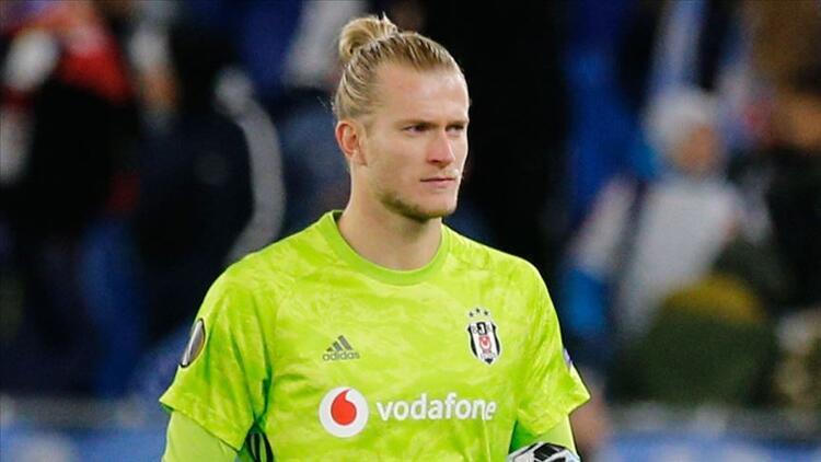 Beşiktaş'ta ilk yarıda en çok Loris Karius forma giydi