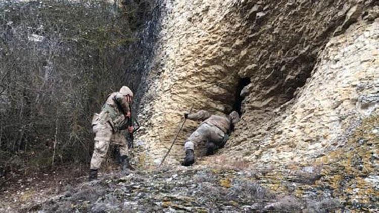Kastamonu'da komandolar, kayıp şahsı arıyor