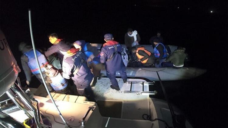 Aydın'da 30 düzensiz göçmen yakalandı