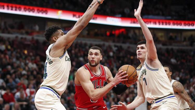NBA'de gecenin sonuçları   Milwaukee Bucks yine kazandı! Ersan İlyasova ise...