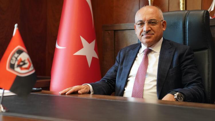 """Mehmet Büyükekşi: """"2020 Gaziantep FK'nın başarı yılı olacak"""""""