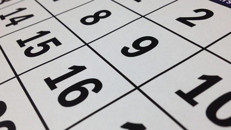 Yılbaşı tatili ne zaman başlıyor? Yılbaşı öğleden sonra tatil mi?