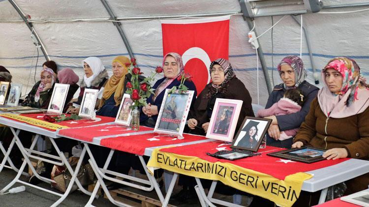 HDP önündeki eylemde 4 ay geride kaldı...