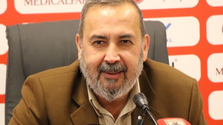 Samsunspor Kulübü Derneği Başkanı İsmail Uyanık istifa etti