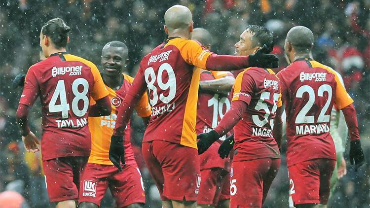 2019'da iki farklı Galatasaray