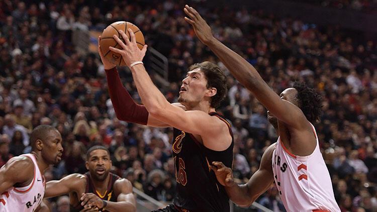 Cedi Osman'ın çabası yetmedi! (NBA'de gecenin sonuçları 01.01.2020)
