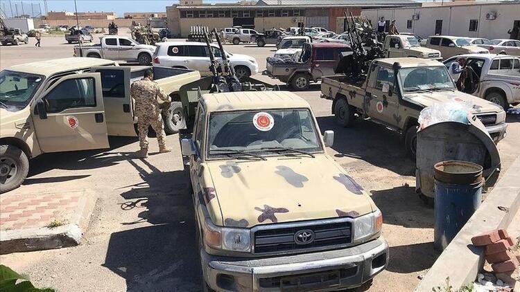 Libya'daki UMH güçleri, Hafter'e bağlı 25 milisi esir aldı