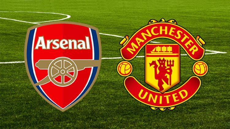 Arsenal Manchester United maçı ne zaman saat kaçta hangi kanalda?
