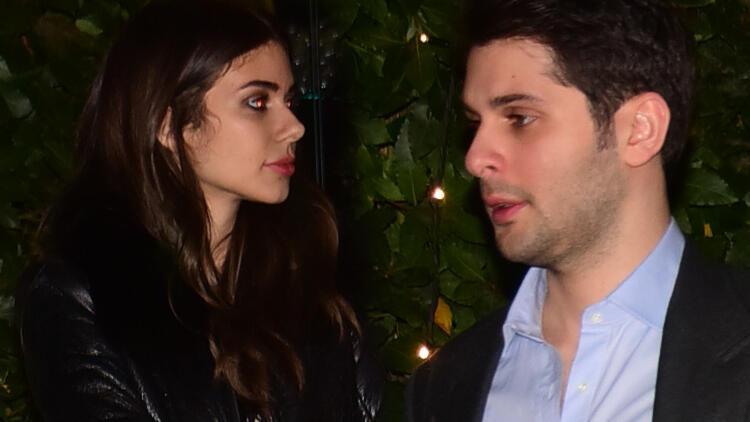 Deren Talu ile Kerim Sabancı'dan ilk fotoğraf