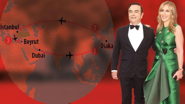 Dubai-Osaka-İstanbul-Beyrut firar hattı: Büyük kaçışta 7 gözaltı