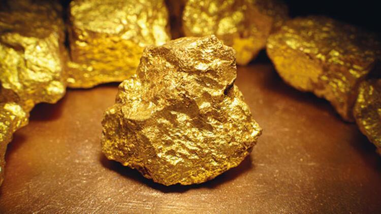 Altın üretiminde  tarihi rekor
