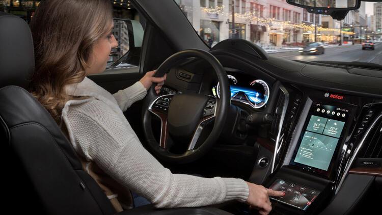 CES 2020 kapılarını açıyor, Bosch yeni teknolojilerini tanıtacak