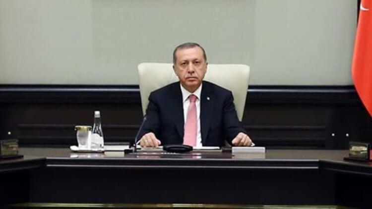 Erdoğan'dan Dolmabahçe'de Süleymani zirvesi