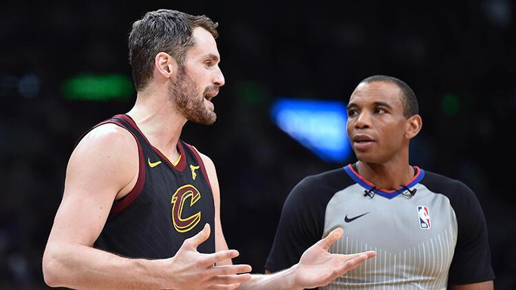 Cedi Osman'ın takımı Cleveland Cavaliers'ta saha içi tartışma çıktı!