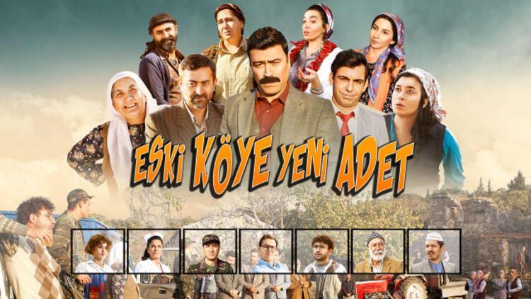 Eski Köye Yeni Adet filmi nerede çekildi? Eski Köye Yeni Adet oyuncuları kimler?