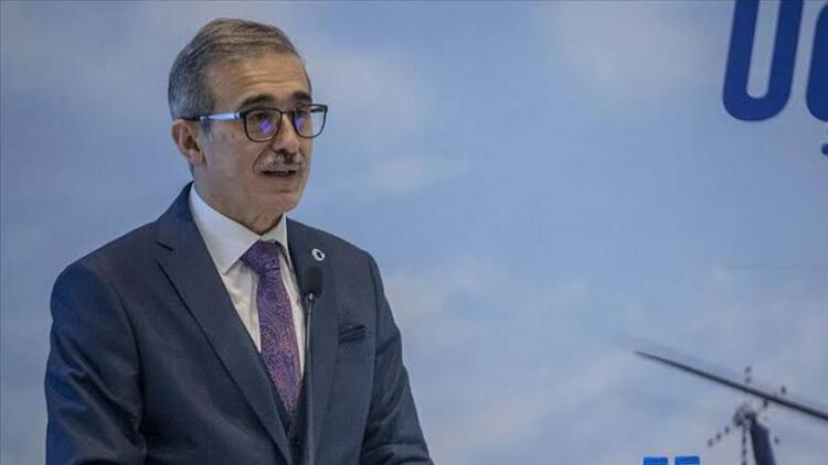 Savunma Sanayii Başkanı Demir açıkladı TİHAnın teslim tarihi belli oldu