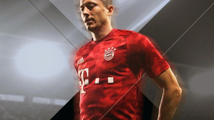 Bundesliga'da ilk yarının en iyisi Lewandowski