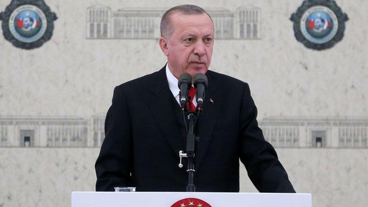 Cumhurbaşkanı Erdoğan MİT'in yeni 'Kale'sinde duyurdu: Teşkilat Libya'da...