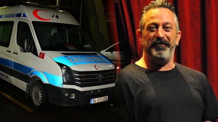 Cem Yılmazdan ambulans tedbiri