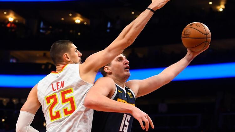 Nikola Jokic kariyer rekoru kırdı, Denver kazandı   NBA'de gecenin sonuçları