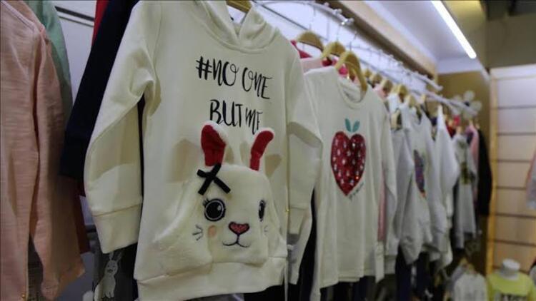 Bursa'daki bebe ve çocuk konfeksiyonu sektörüne yabancı ilgisi