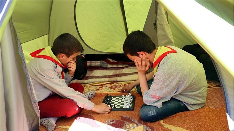 Sağlıklı ve sosyal okul yaşamı için izcilik kampları yapılacak