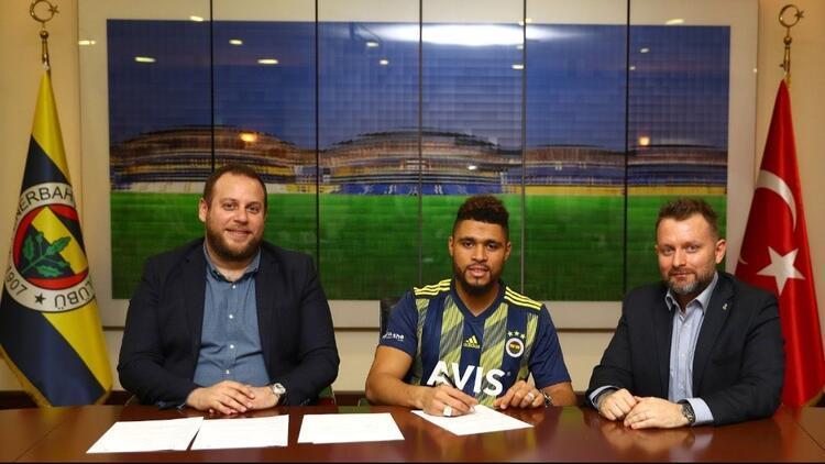 Fenerbahçe'de Son Dakika: Simon Falette transferi açıklandı