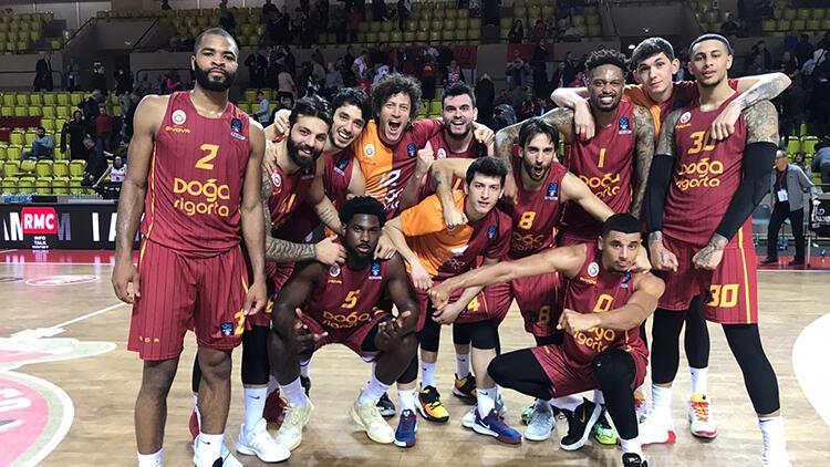 Monaco 73-85 Galatasaray Doğa Sigorta