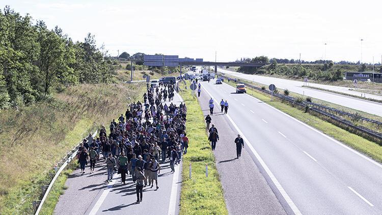 İsveçte Suriye doğumlu politikacı göçmen kaçakçılığı şüphesiyle tutuklandı