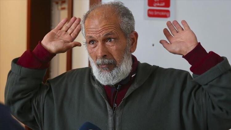 Hafter milisleri yüzünden yerlerinden olan Libyalılar evlerine dönmeyi bekliyor