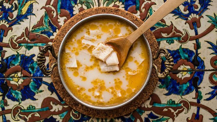 Lokanta usulü işkembe çorbası tarifi