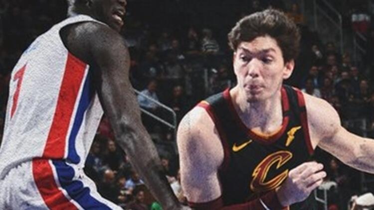 NBA'de gecenin sonuçları | Cleveland Cavaliers galip! Cedi'den 11 sayı...