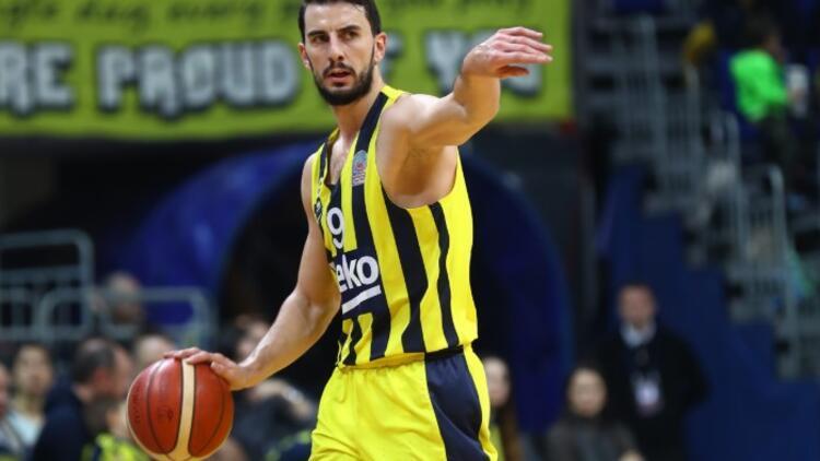 Fenerbahçe Beko'da Westermann sevinci