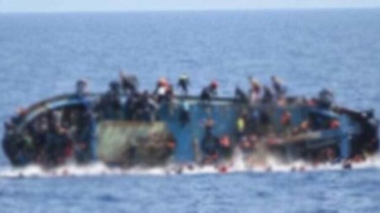 Last Minute ... Einwanderungsboot gesunken! 12 Menschen getötet