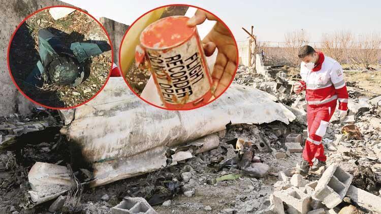 İran: Uçağı füze sanıp vurduk