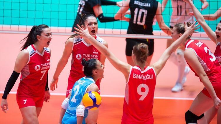 Final maçı için geri sayım: Türkiye - Almanya Voleybol maçı saat kaçta ve hangi kanalda?
