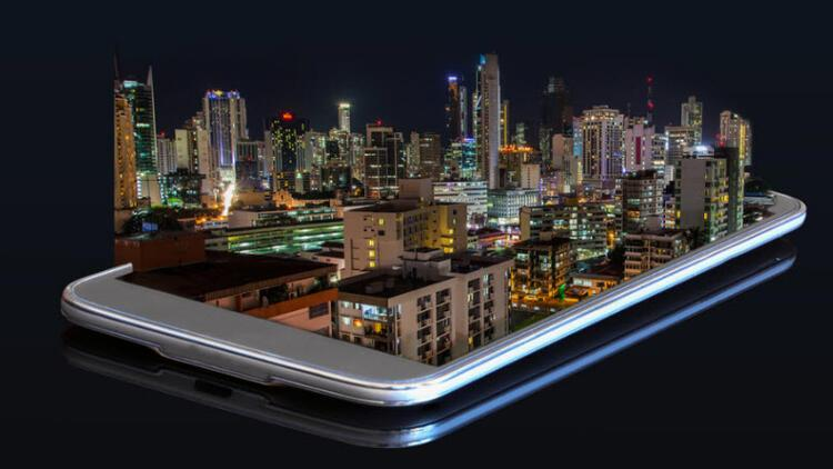 CES 2020'ye akıllı şehirler damga vurdu