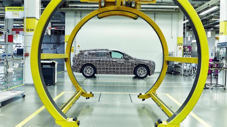 BMW Group, iNEXT İçin 400 milyon euro'luk yatırım yaptı