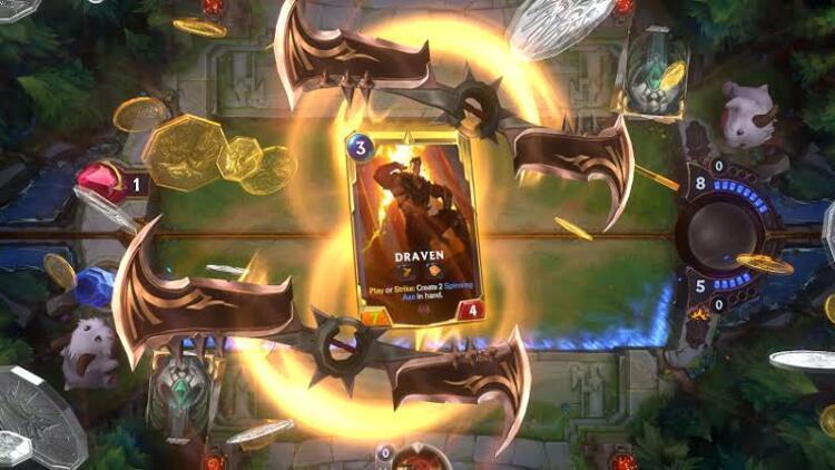 Yeni oyun Legends of Runeterra için geri sayım başladı