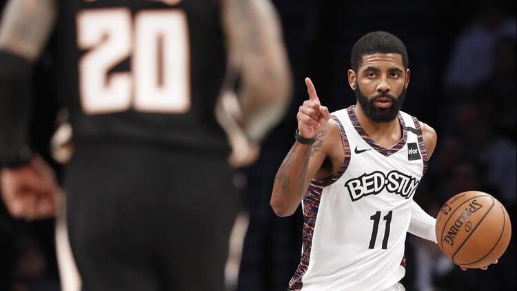 NBA'de gecenin sonuçları   Kyrie Irving 2 ay sonra parkeye döndü, Nets kazandı!