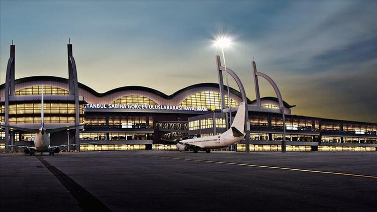 """Sabiha Gökçen Uluslararası Havalimanı'na """"Yeşil Bina Sertifikası"""" verildi"""