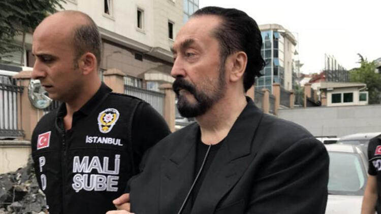 Adnan Oktar suç örgütüne yönelik soruşturmada 1 tutuklama