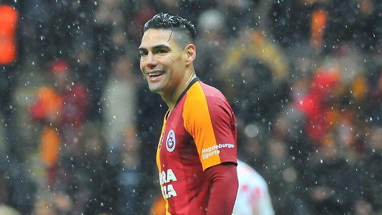 Barcelona için Radamel Falcao önerisi! Son dakika Galatasaray transfer haberleri