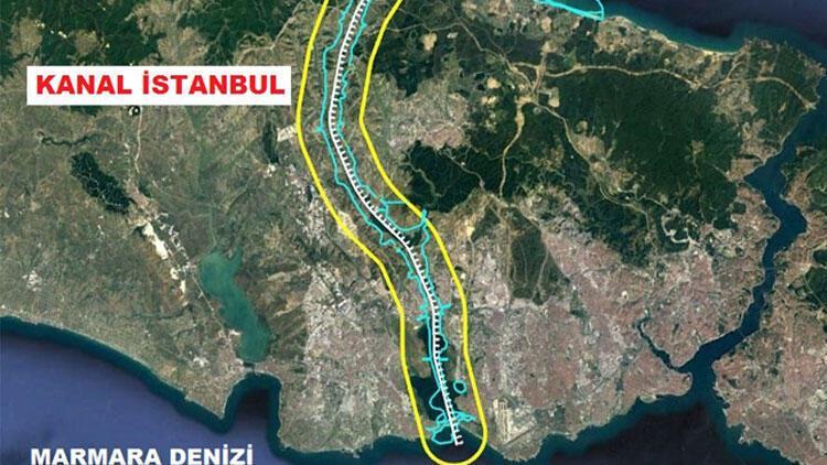 Son dakika haberi: Bakan Turhan'dan çok önemli Kanal İstanbul açıklaması! 'Projeyle üç ülke ilgileniyor'