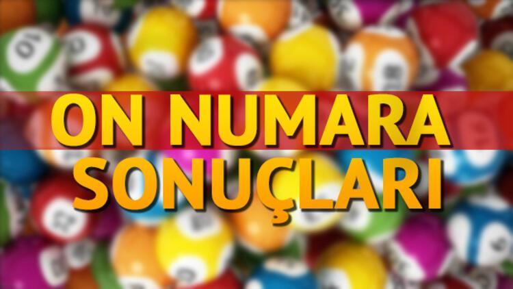 13 Ocak On Numara sonuçları 3 ilde kişi başı 195 bin lira kazandırdı