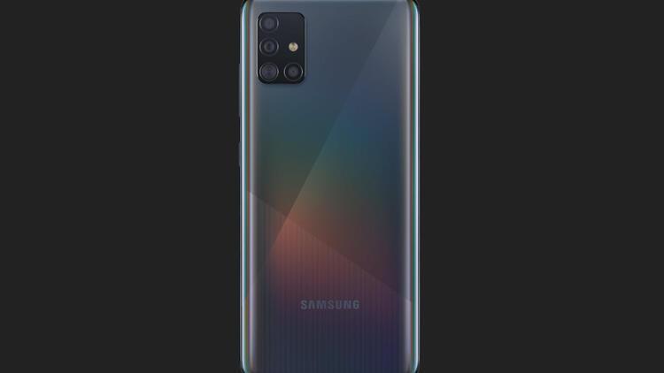 Samsung'un yeni Galaxy A51 modeli Türkiye'de satışa çıktı